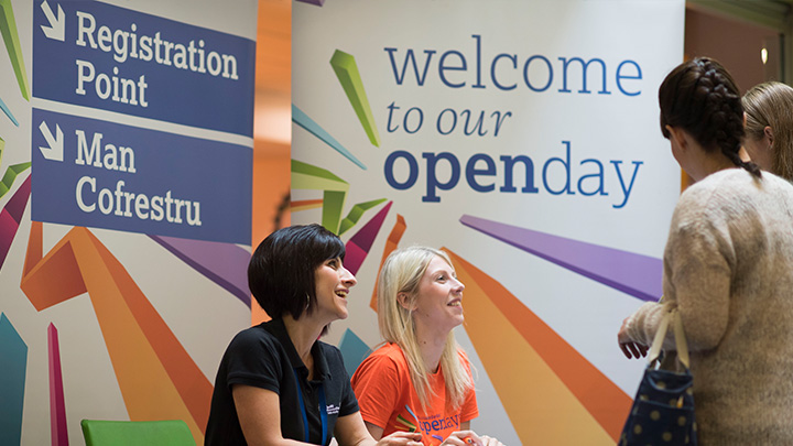 Open Day Dates
